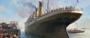 타이타닉 100주년 1/350scale 프라모델 박스아트