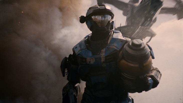 "(V-Ray success Story : Method) Halo: Reach ""Deliver Hope"""